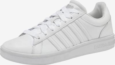K-SWISS Sneaker 'Court Winston' in weiß, Produktansicht