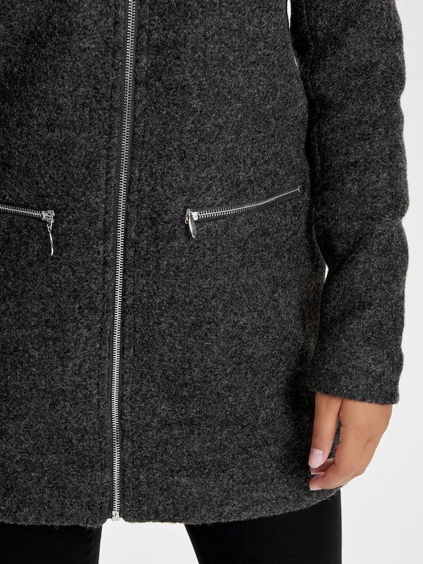 JACQUELINE de de de YONG Klassische Jacke in dunkelgrau  Bequem und günstig 1089ef