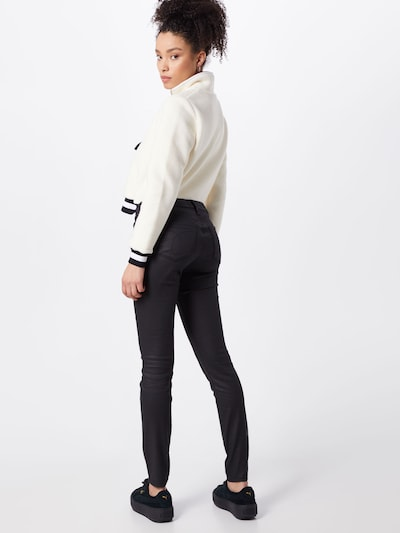 Calvin Klein Jeans Jeansy w kolorze czarnym: Widok od tyłu