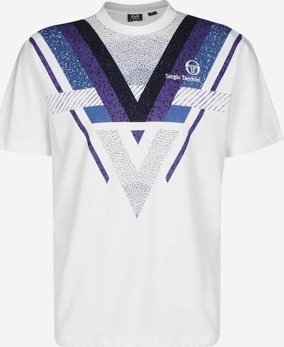 Sergio Tacchini T-Shirt ' Sinzio ' in perlweiß, Produktansicht