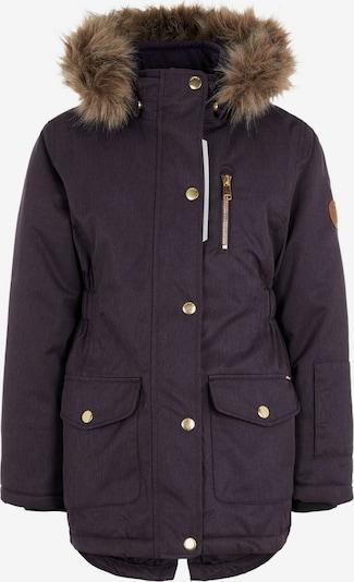 NAME IT Winterjacke 'Snow10' in aubergine, Produktansicht