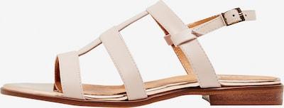 Usha Sandale in rosa: Frontalansicht