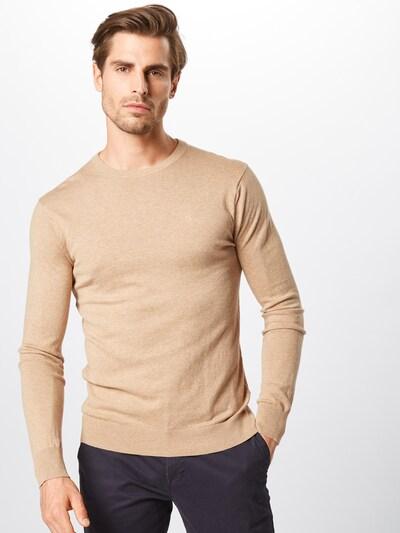 SCOTCH & SODA Sweter w kolorze camelm, Podgląd na modelu(-ce)