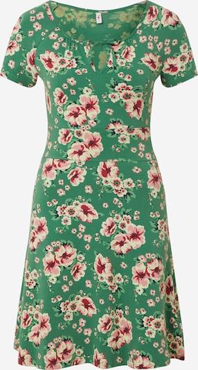 Blutsgeschwister Kleid in grün, Produktansicht