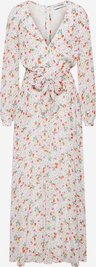 Essentiel Antwerp Kleid  'Plunge' in mischfarben / weiß, Produktansicht