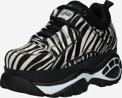 Buffalo London Sneaker in schwarz / weiß, Produktansicht