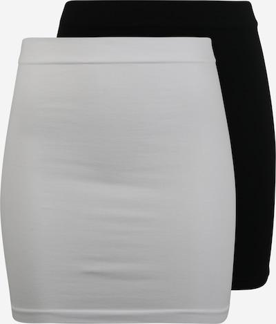 MAMALICIOUS Bauchband 'Cara' in schwarz / weißmeliert, Produktansicht