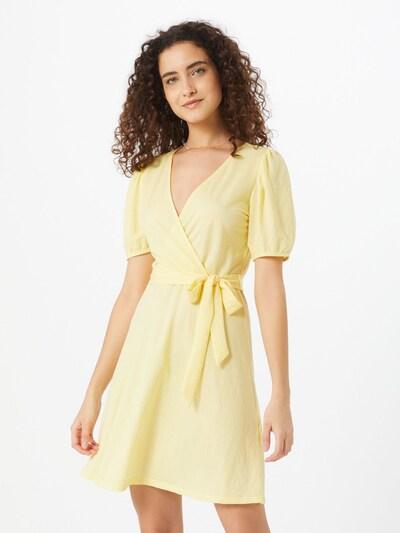 Gina Tricot Letní šaty 'Wanja' - citronová, Model/ka