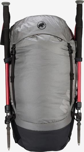 MAMMUT Sportrugzak 'Ducan 30' in de kleur Grijs / Zwart, Productweergave