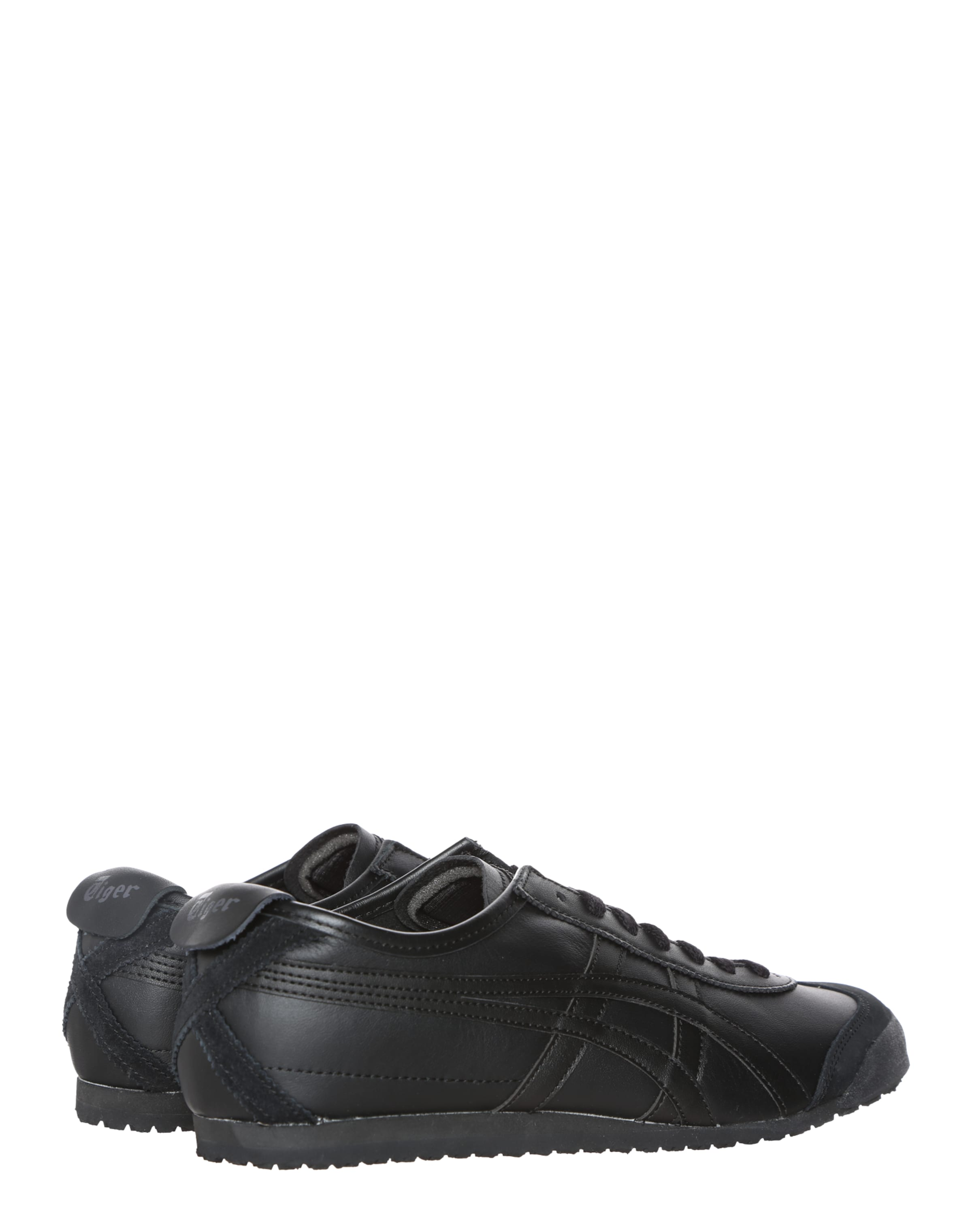 Tiger Low 'mexico In Schwarz Sneaker 66' Onitsuka u1lFJc3TK