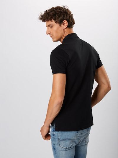TOMMY HILFIGER T-Krekls pieejami melns: Aizmugures skats