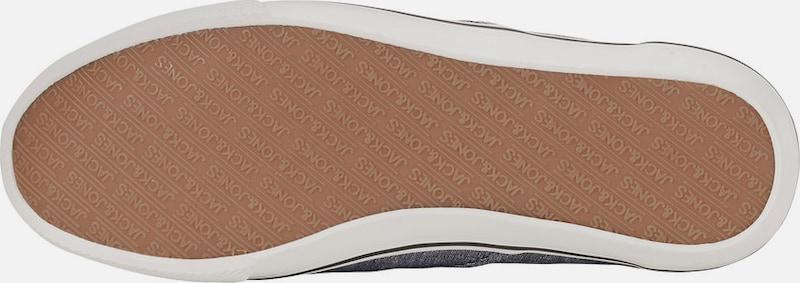 JACK & JONES JONES JONES Leinen Sneaker 81a7ec