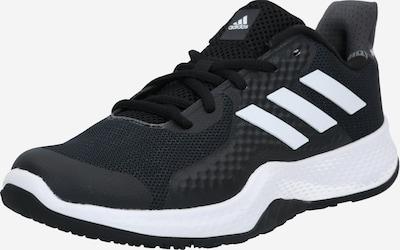 ADIDAS PERFORMANCE Sport-Schuh 'FitBounce Trainer' in schwarz / weiß, Produktansicht
