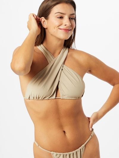 OW Intimates Bikini gornji dio 'Hawaii' u svijetlosmeđa, Prikaz modela