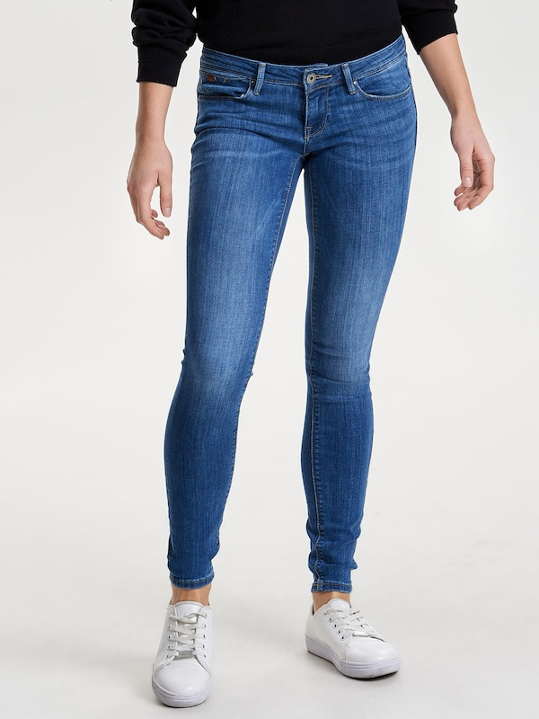 ONLY Skinny Fit Jeans 'Coral Superlow'