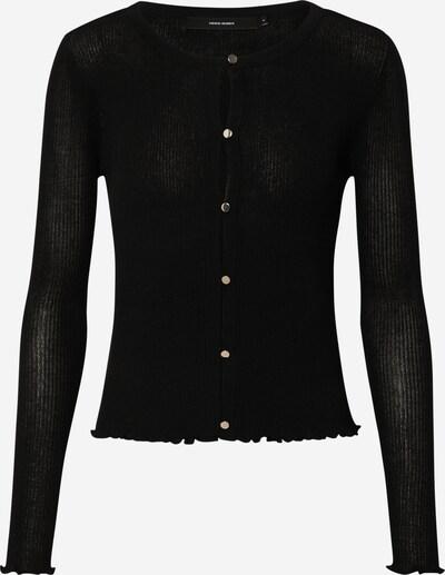 VERO MODA Bluza rozpinana w kolorze czarnym, Podgląd produktu