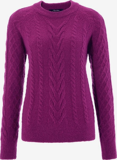 Aniston CASUAL Pullover in lila, Produktansicht