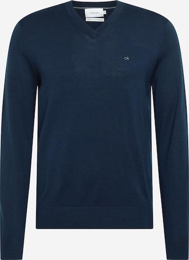 Calvin Klein Pullover in navy: Frontalansicht