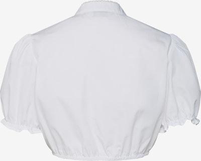 Palaidinė iš ALMSACH , spalva - balta: Vaizdas iš galinės pusės