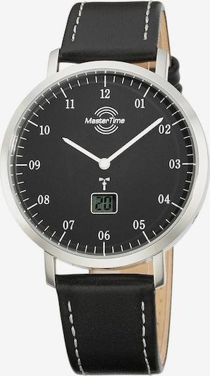 Master Time Funkuhr 'Advanced Architekt, MTGS-10704-32L' in schwarz / silber, Produktansicht