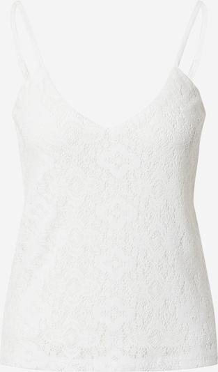 Hailys Top 'Ida' in weiß, Produktansicht