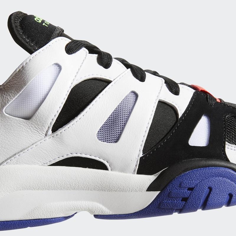 Originals BleuNoir En Blanc Adidas Baskets Basses sthQxrdC