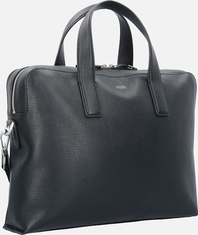 Timeless Boss Briefcase Leather 39 Cm