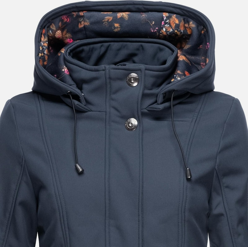 Peak Time Softshelljacke 'L60468' in navy   ABOUT YOU
