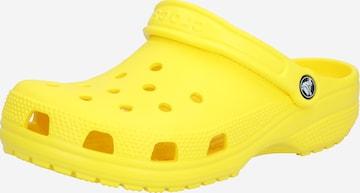 Crocs Clog 'Classic' in Gelb