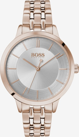 BOSS Uhr in gold / silber, Produktansicht
