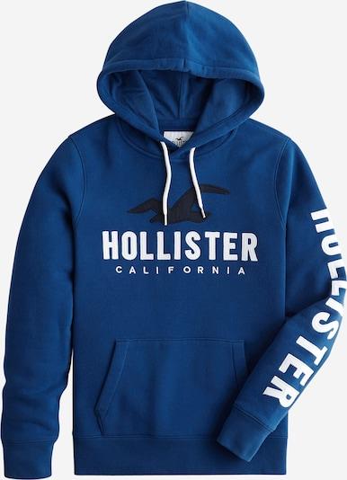HOLLISTER Sweat-shirt 'TECH LOGO' en bleu, Vue avec produit