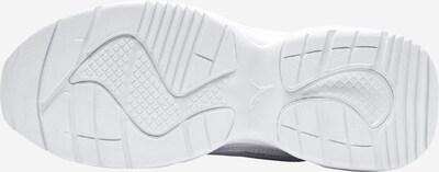 PUMA Sneaker 'Cilia' in weiß: Ansicht von unten