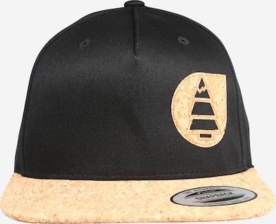 Picture Organic Clothing Czapka sportowa 'NARROW CAP PK x3' w kolorze brązowy / czarnym, Podgląd produktu