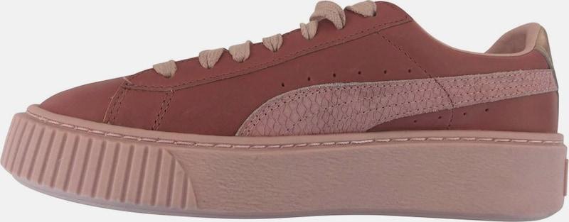 PUMA Sneaker 'Basket Platform Eu'