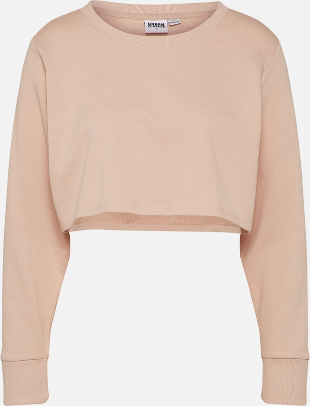 Rosé shirt En Urban Sweat Classics n0OkwP
