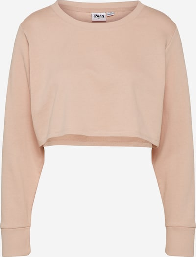 Urban Classics Pullover in rosé: Frontalansicht