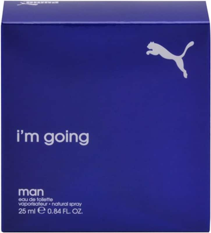 PUMA 'I'm Going Man', Eau de Toilette