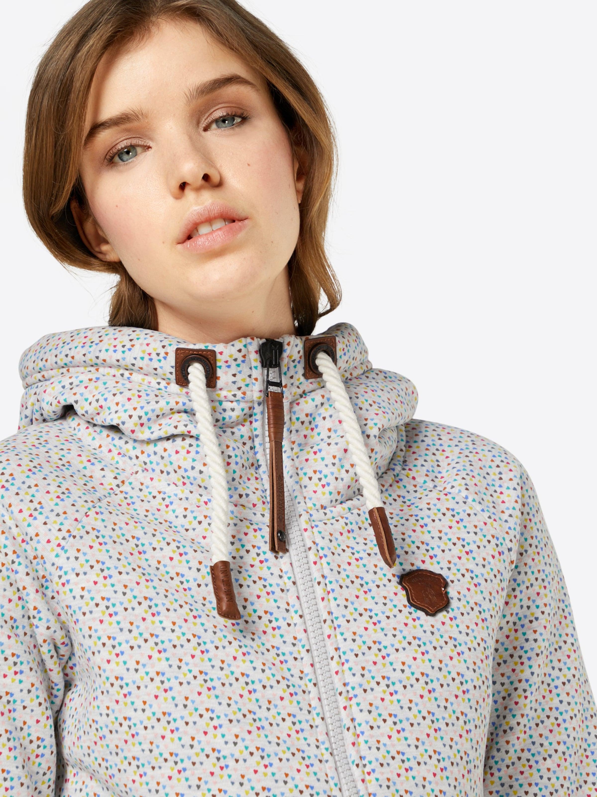 Steckdose Mit Paypal Online Bestellen Amazon Günstiger Preis naketano Sweatjacke 'Warum müssen Jacken?' Steckdose Countdown-Paket QSHIkk