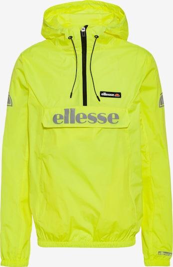 ELLESSE Windbreaker 'Berto 2' in gelb, Produktansicht