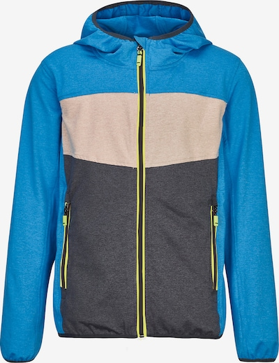 KILLTEC Jacke in blau, Produktansicht