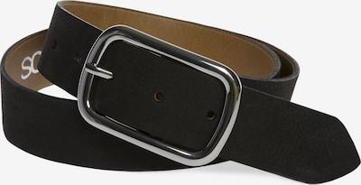 Soccx Gürtel in schwarz, Produktansicht