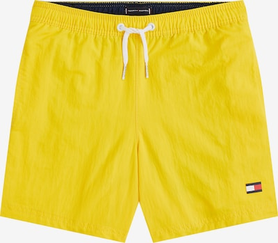 TOMMY HILFIGER Badeshorts in gelb, Produktansicht