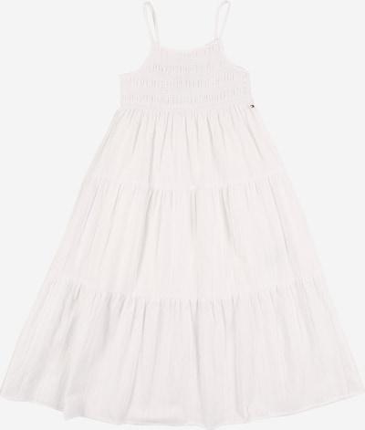 TOMMY HILFIGER Robe 'DOBBY LONG STRAP DRESS SLVLS' en blanc, Vue avec produit