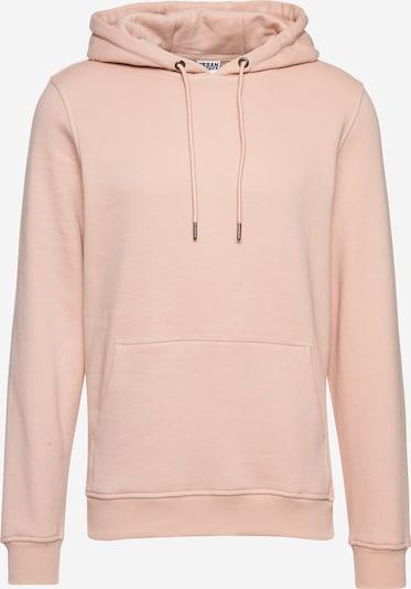 Urban Classics Sweatshirt in altrosa, Produktansicht