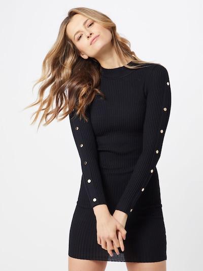 NEW LOOK Strickkleid in schwarz, Modelansicht