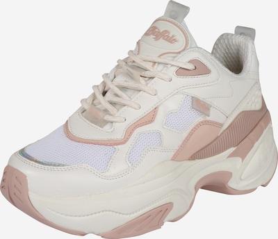 BUFFALO Zemie apavi 'CREVIS P1' pieejami rožkrāsas / balts, Preces skats