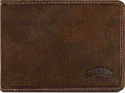 KLONDIKE 1896 Portemonnaie in sepia, Produktansicht