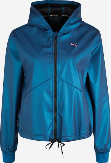 PUMA Sportovní bunda - modrá, Produkt