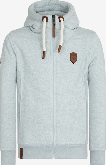 naketano Sweatjacke 'Birol' in mint, Produktansicht