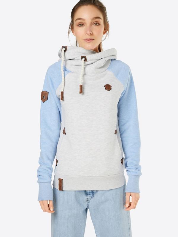 naketano Sweatshirt 'So ein Otto'